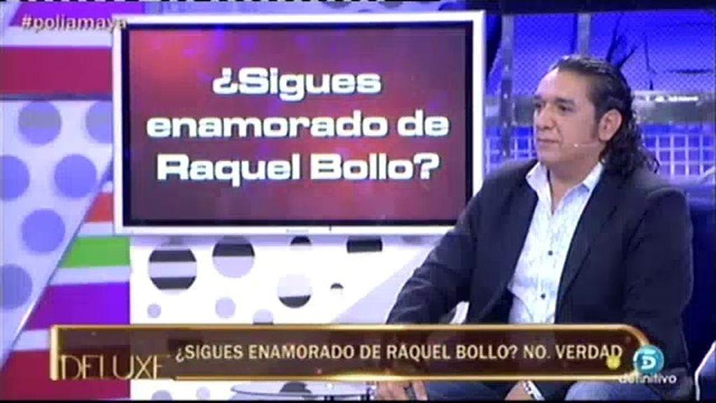 ¿Sigue Luis Amaya enamorado de Raquel Bollo? El 'polideluxe' lo desvela