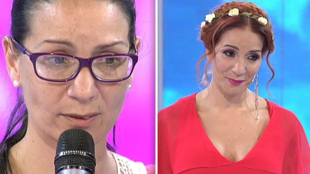 Nieves se olvida de su enfermedad gracias al cambio de look de Cristina