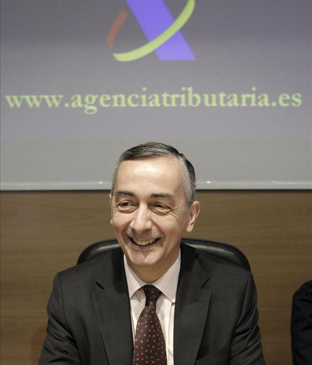 El secretario de Estado de Hacienda, Carlos Ocaña. EFE