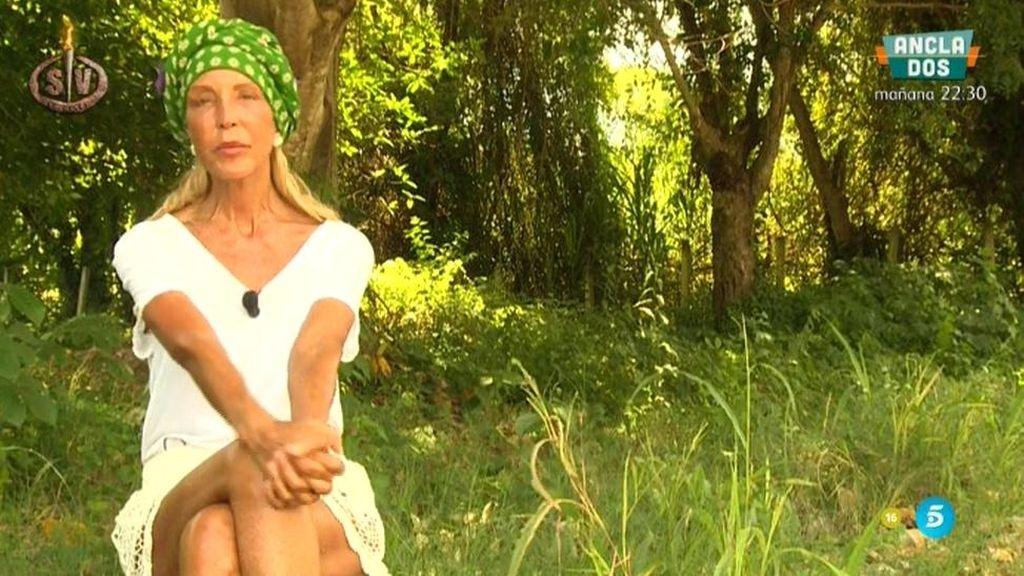 """Lomana pone verdes a varios supervivientes: """"De Fortu no te puedes fiar ni un pelo"""""""