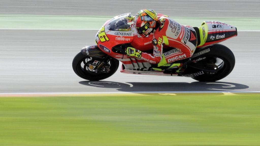 Toma de contacto con las nuevas Moto GP