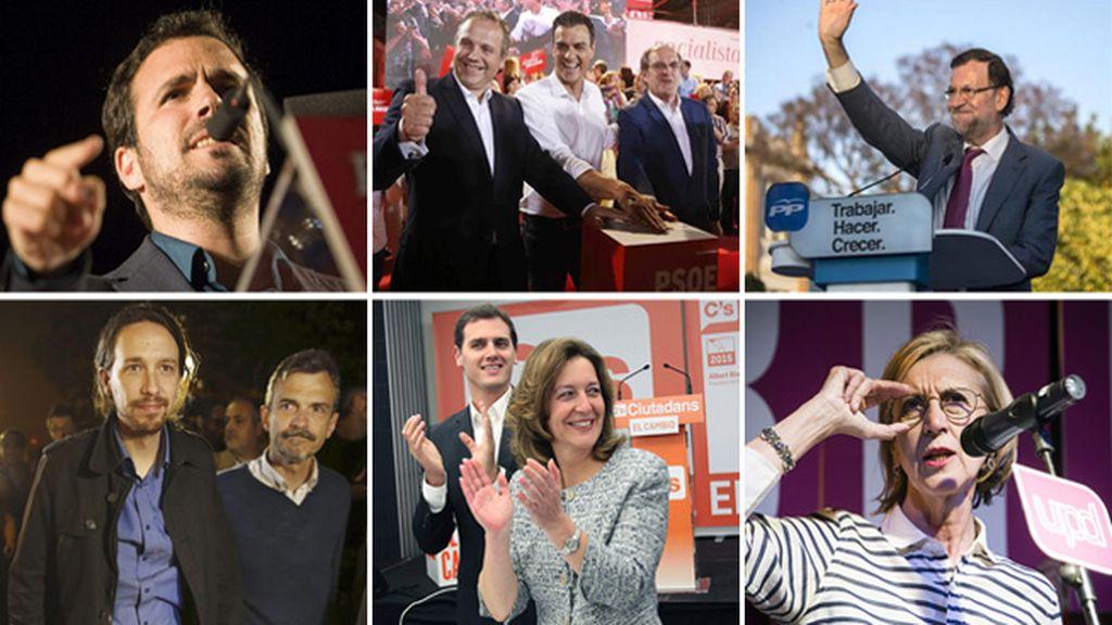 Comienza la carrera electoral del 24M