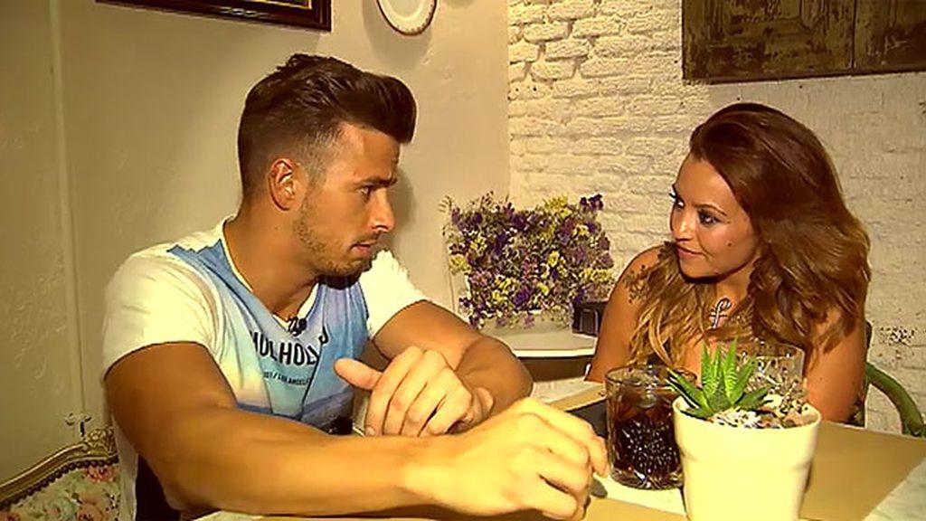 Cita Cristian y María (02/10/2014)