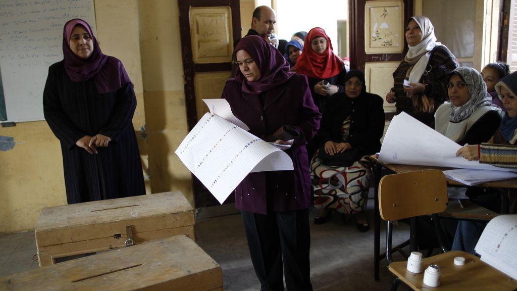 Egipto acude a las urnas a elegir a su nuevo Gobierno