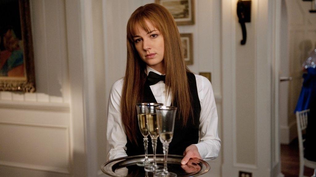 Amanda Clarke, antes de ser Emily Thorne