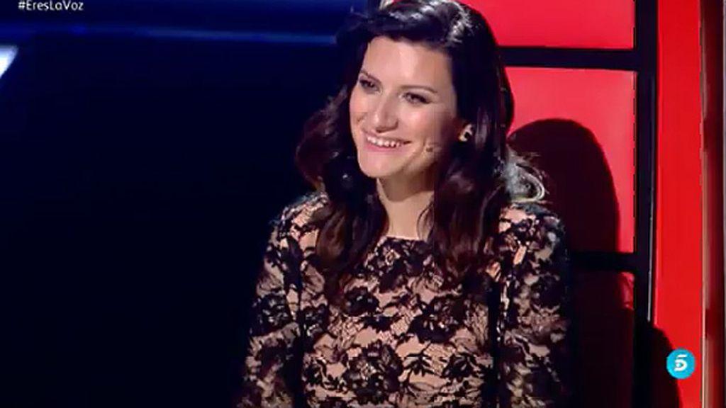 "Laura Pausini advierte: ""¡La voy a liar parda!"""