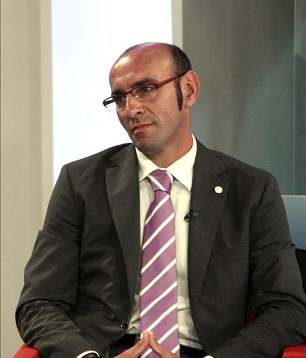 Ramón Rodríguez 'Monchi'.
