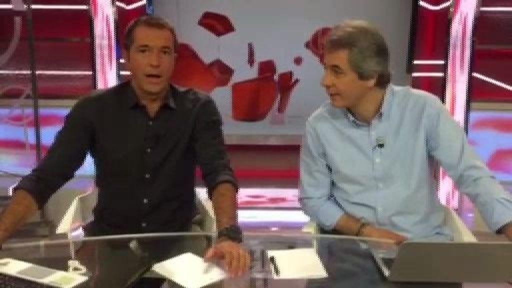 """Manolo Lama y Manu Carreño están de acuerdo: """"Hay que echar una mano"""""""