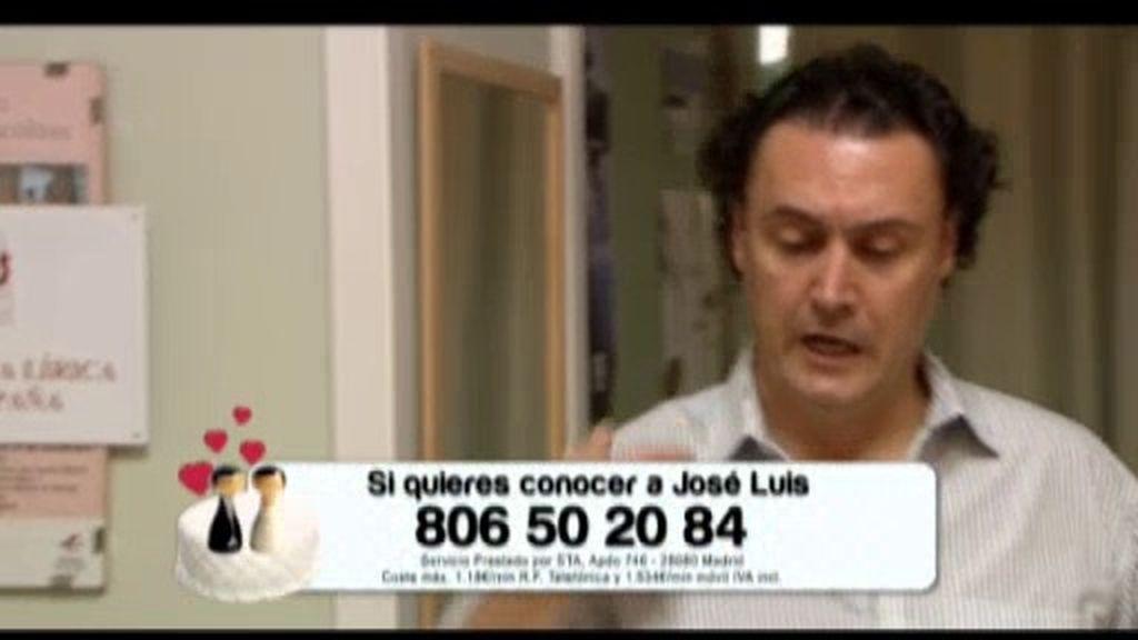 Así es Jose Luis