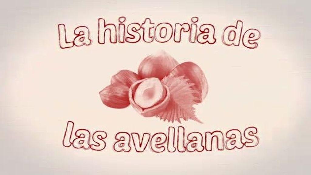 Historia de las avellanas