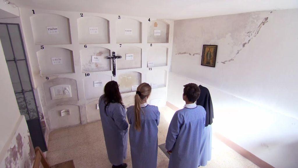 Sor Julia habla de una experiencia sobrenatural en el convento