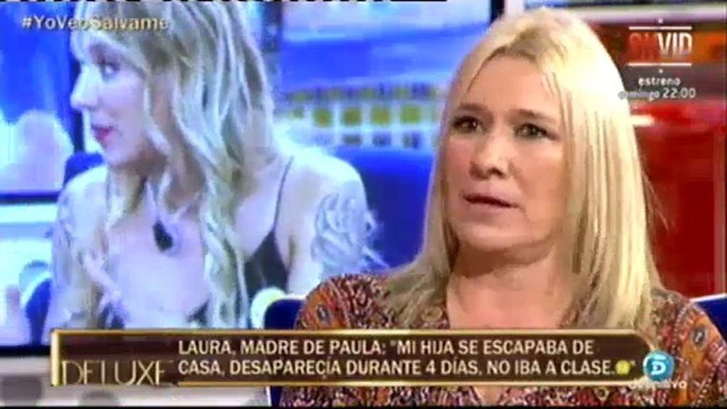 """Laura: """"La Guardia Civil me aconsejó denunciar a mi propia hija"""""""