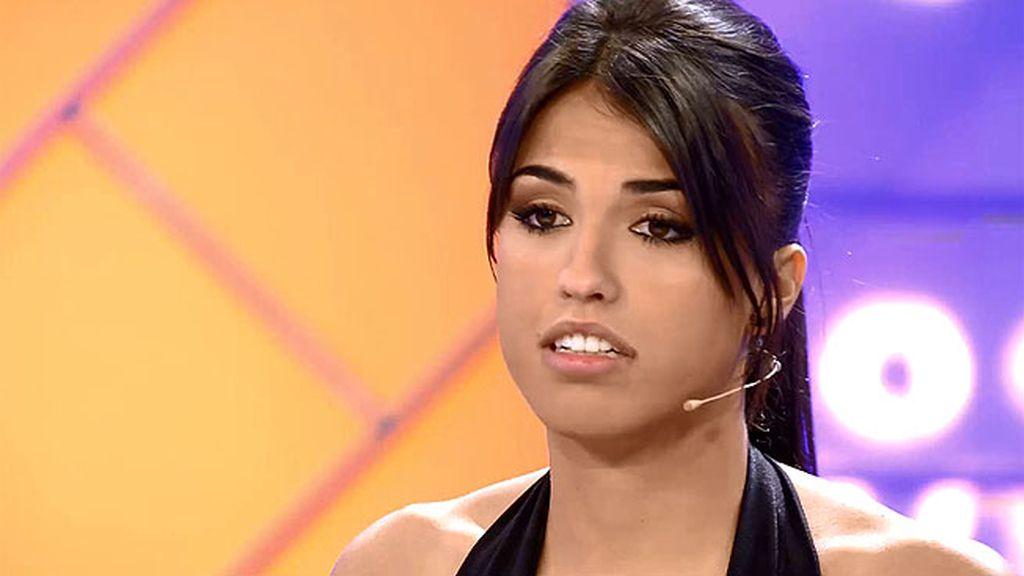 """Sofía, agobiada: """"Mi madre piensa que siempre va a estar conmigo"""""""