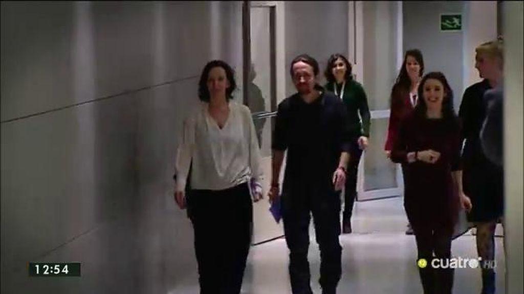 ¿Ha cambiado el tono de Podemos?