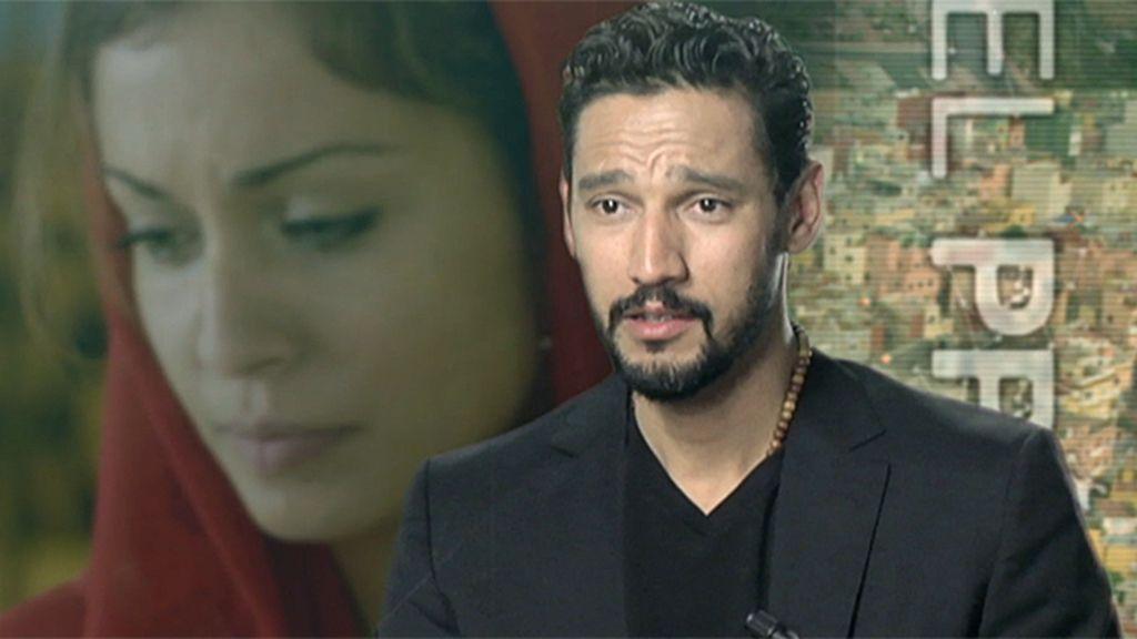"""Stany Coppet: """"Khaled está enamorado de Fátima y por amor perdonará muchas cosas"""""""