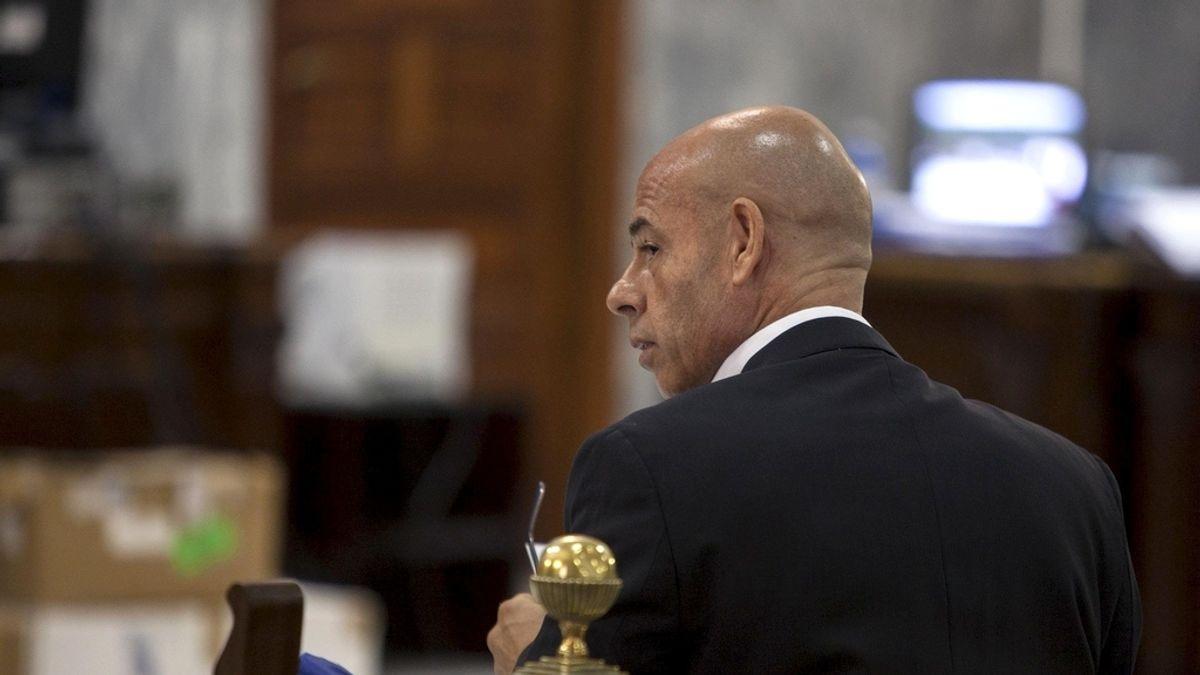 Fernando Torres Baena en el juicio del 'caso Kárate'