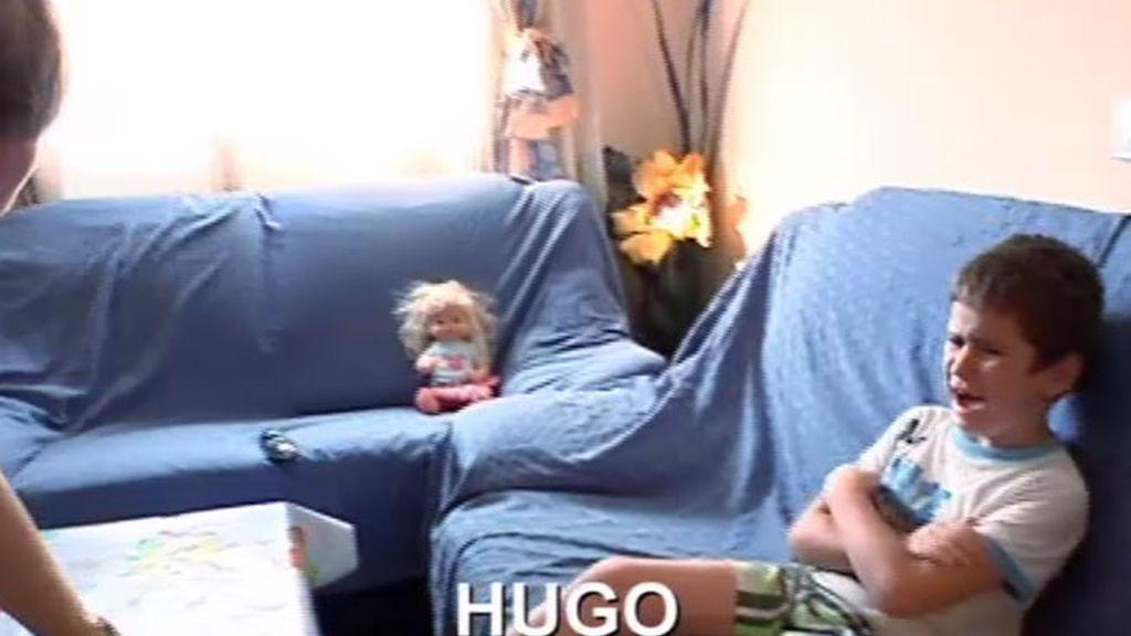 Hugo y Carla, dos pequeños terremotos