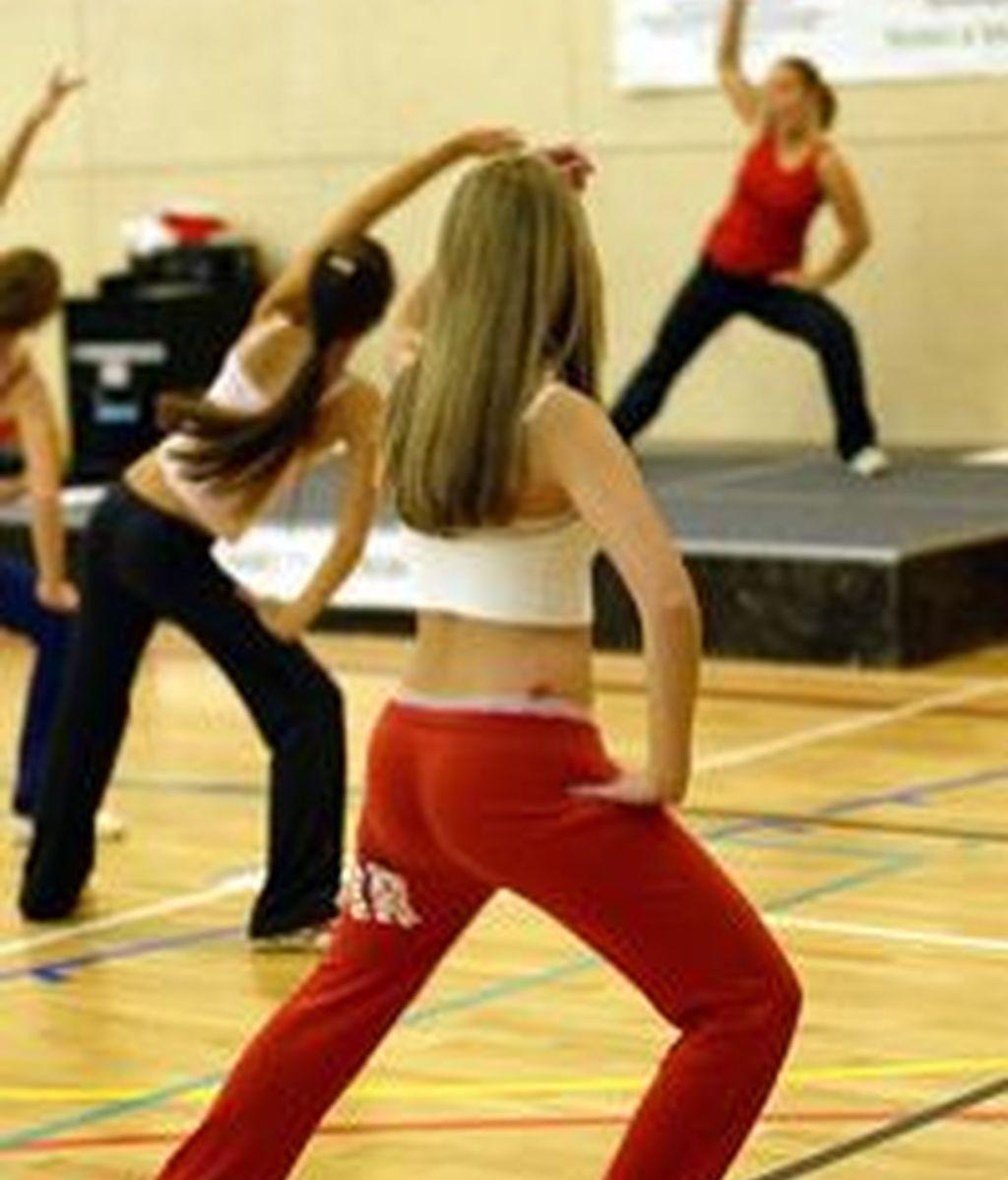 Las entidades de gestión exigían el pago de casi 12.000 euros por la música usada en las clases de aeróbic.
