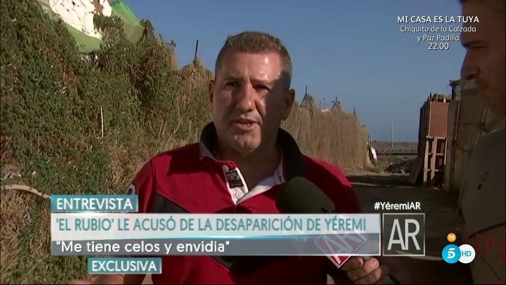 """Tani, el señalado por 'el rubio': """"Soy inocente y la Guardia Civil me ha descartado"""""""