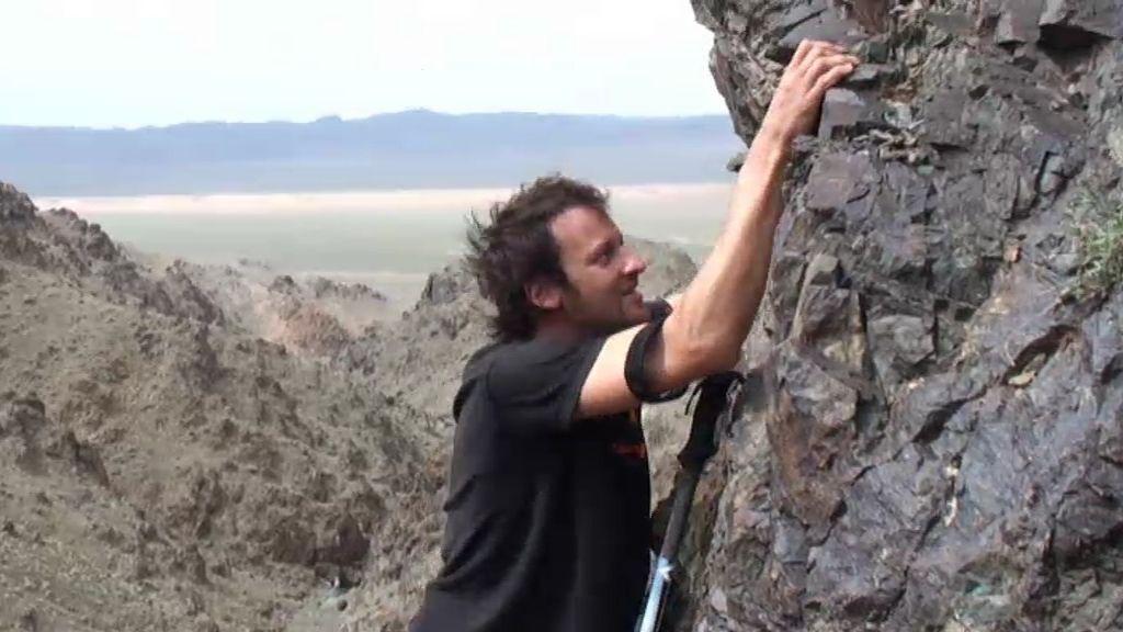 Edu Soto, y su Desafío Extremo en Mongolia