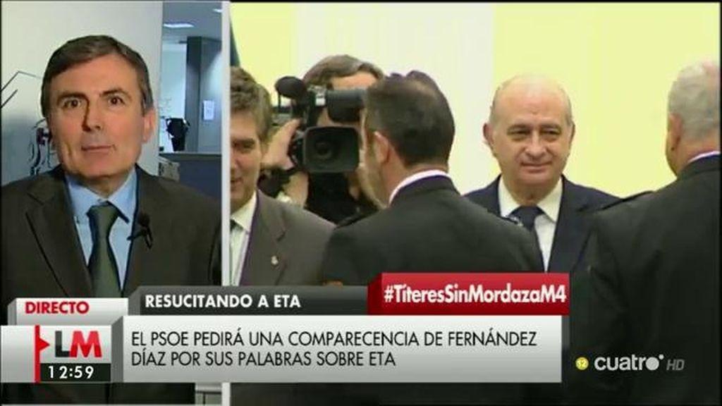 La entrevista completa de Pedro Saura