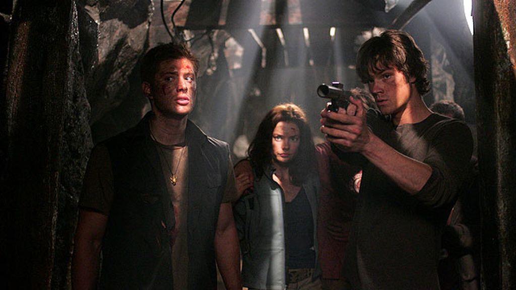 Dean y Sam se enfrentan a Wendigo