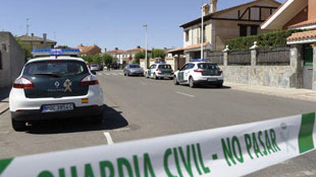 Tres menores fueron hallados muertos en un centro de acogida de Boecillo. Vídeo: Informativos Telecinco.