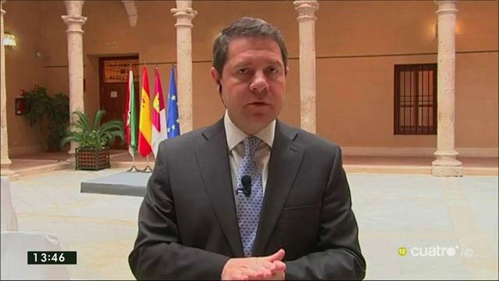 La entrevista de Emiliano García - Page en 'Las Mañanas de Cuatro', a la carta