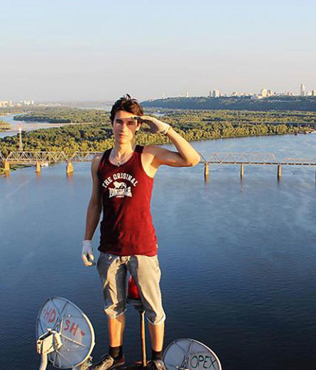 Kirill Oreshkin, un hombre de riesgo