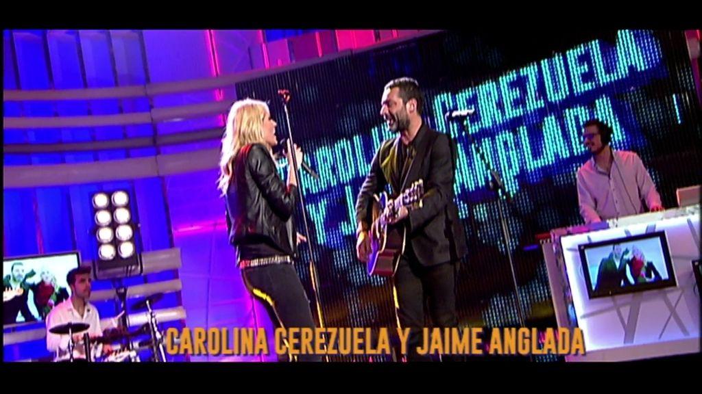 'Manzana de caramelo', el debut de Carolina Cerezuela y Jaime Anglada, en 'QTTF'