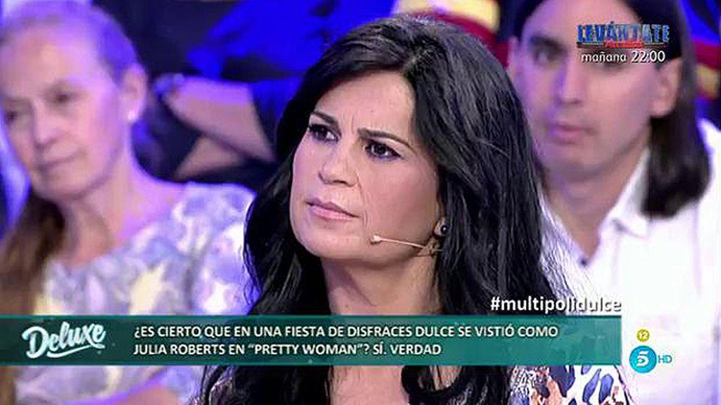 "Pepi Valladares: ""Mi marido me fue infiel con Dulce"""