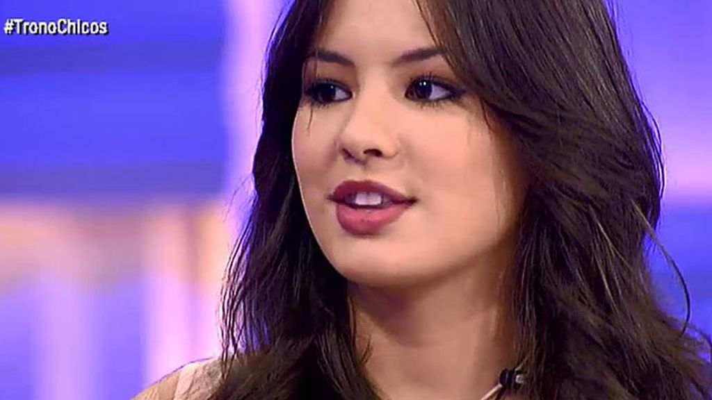 Ashley, la nueva pretendienta de Cristian, es del Real Madrid