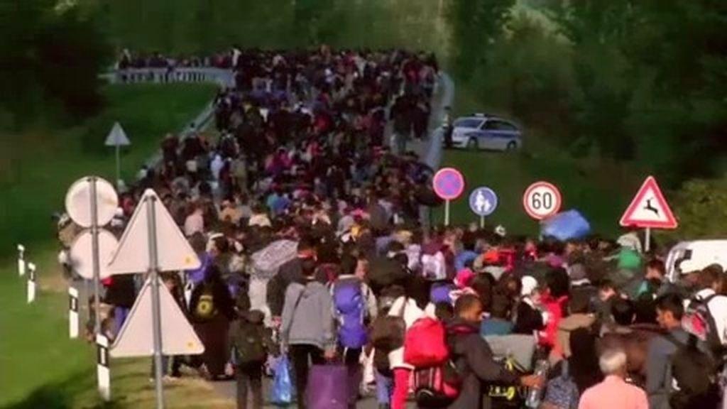 Refugiados: ¿Fenómeno espontáneo o alguien se ha aprovechado de su dolor y desesperación?
