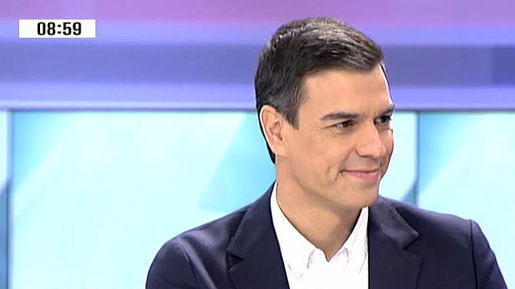 """Sánchez: """"No tenemos que articular una guerra contra el terrorismo yihadista"""""""