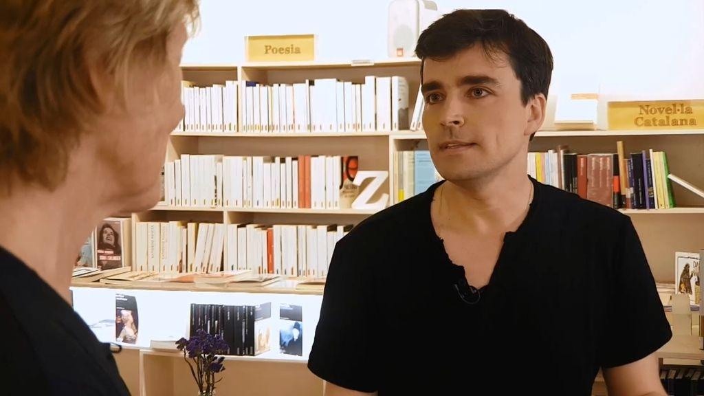 Joaquín ha traducido libros de Tolstói a español. Su recomendación: 'Anna Karénina'