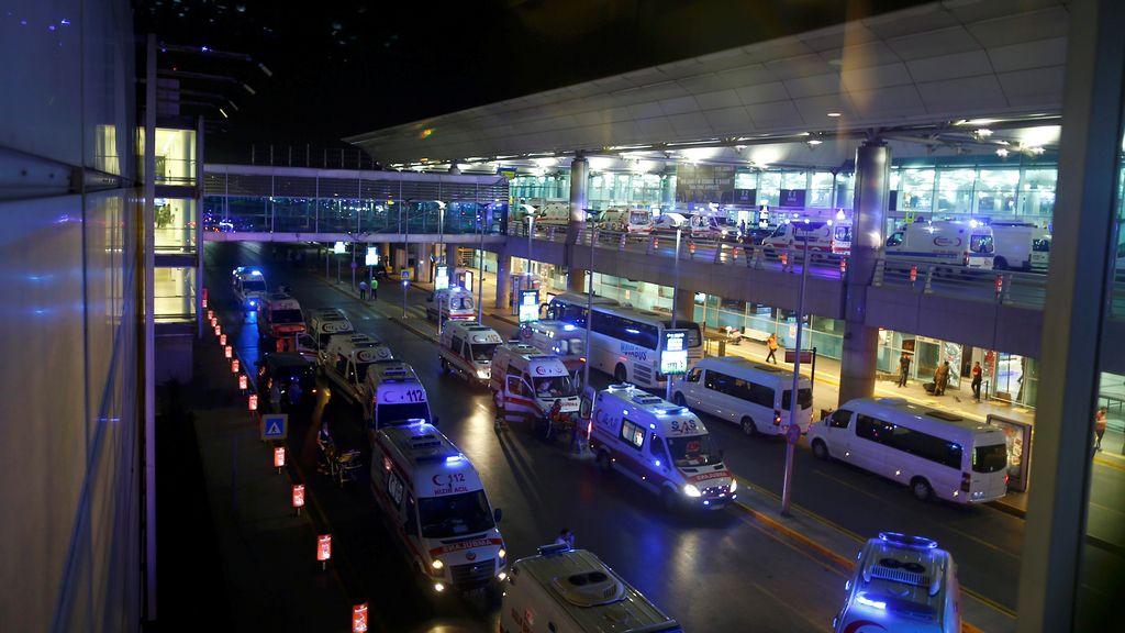 Un atentado en Estambul deja 28 muertos y más de 60 heridos