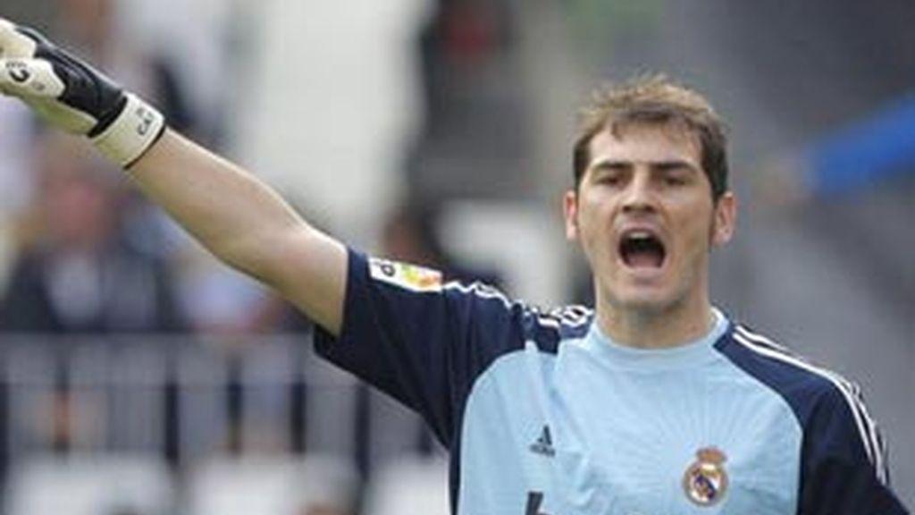El portero blanco, Iker Casillas. Vídeo: Informativos Telecinco