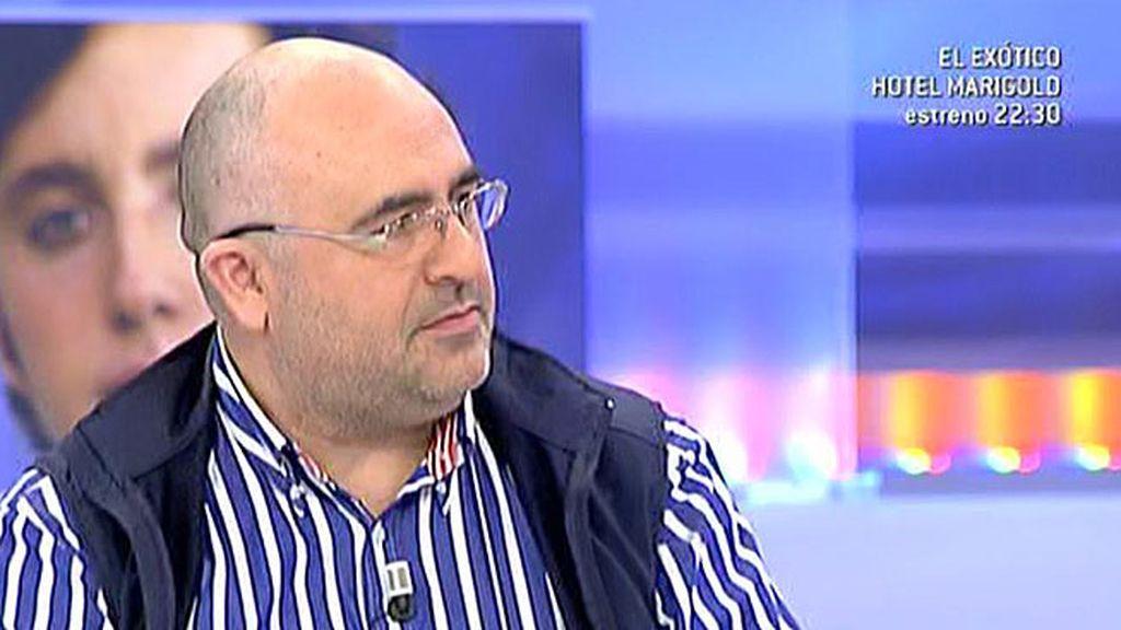 """David Rodríguez Vidal, exinformador del CNI: """"Hay unos protocolos y no creo que F. Nicolás sea fiable"""""""