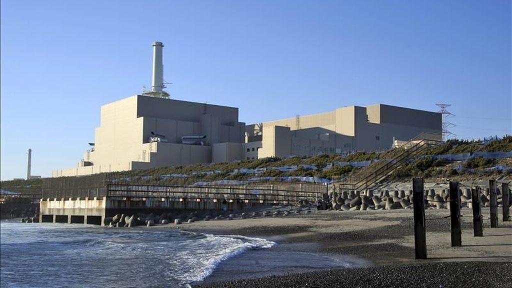 En la imagen, la planta nuclear de Hamaoka en Omaezaki, Japón. EFE/Archivo