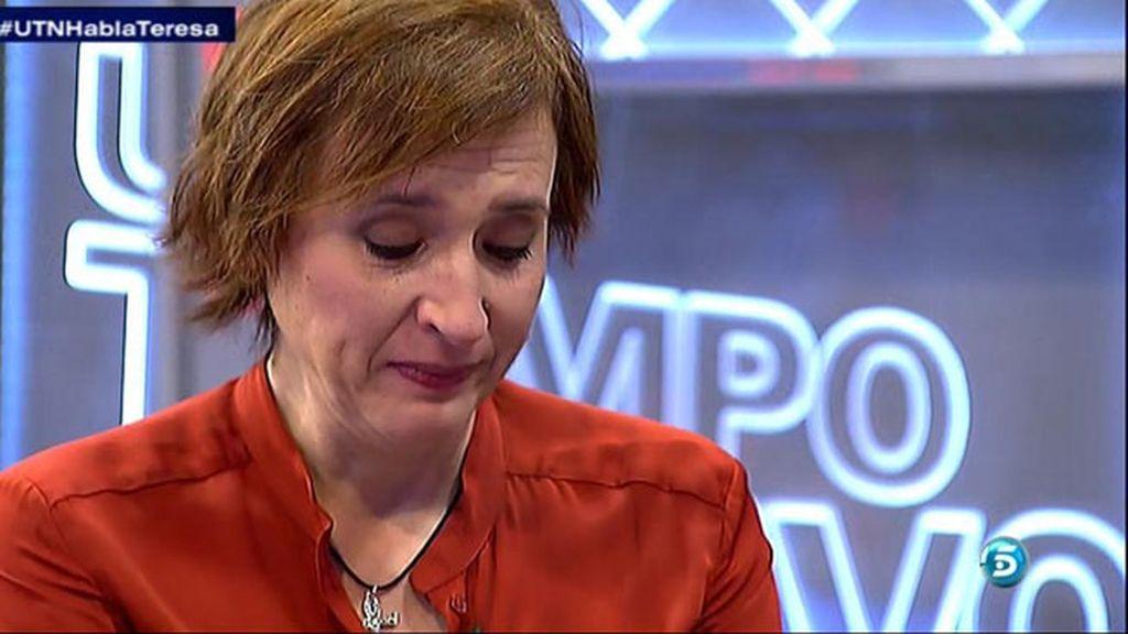 La entrevista a Teresa Romero en el plató de 'Un tiempo nuevo', a la carta