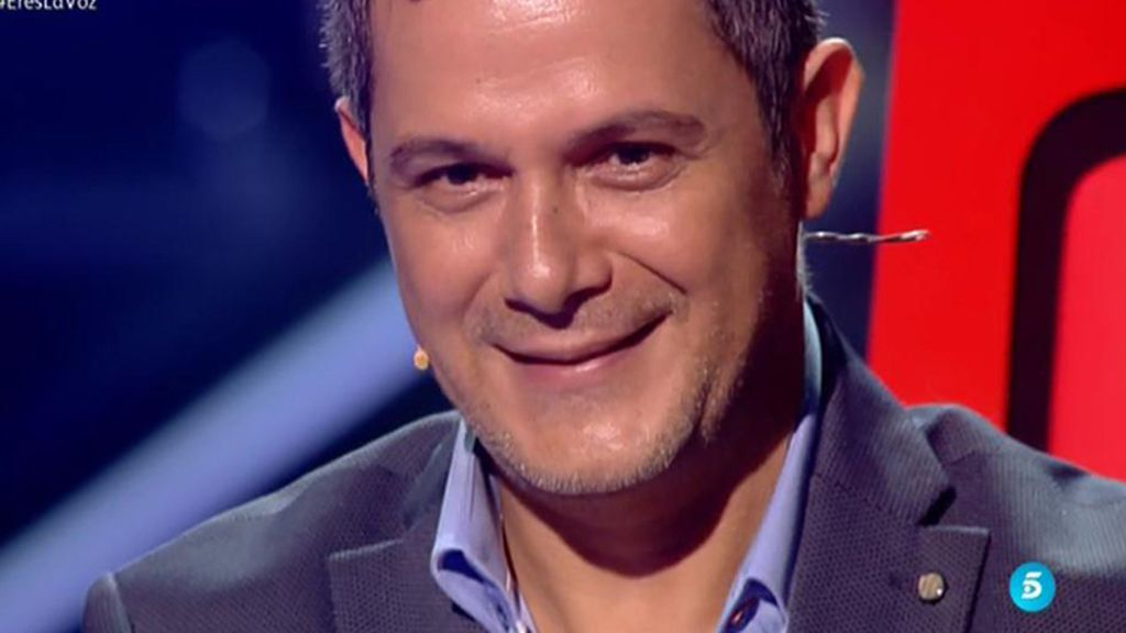 "Alejandro Sanz, a Antonio José, en 'pausiñol': ""Bravísimos tus cojonis"""