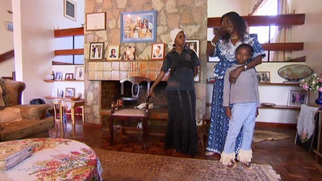 Runda, uno de los barrios más exclusivos de Kenia