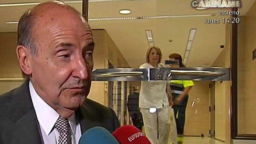 """Miquel Roca: """"Hace días que la Infanta manifestó la voluntad de renuncia"""""""