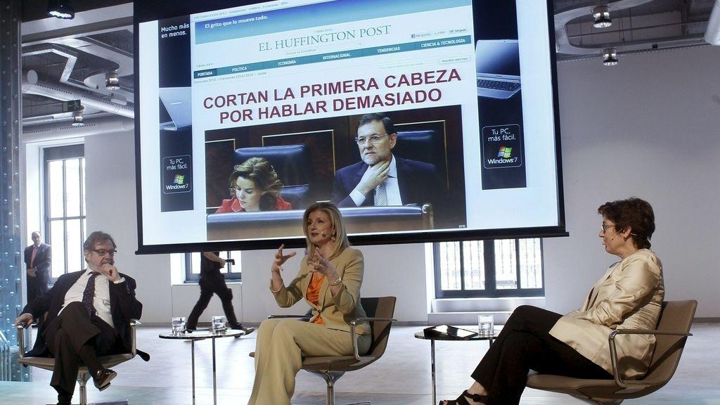 Llega  la versión española del Huffington Post