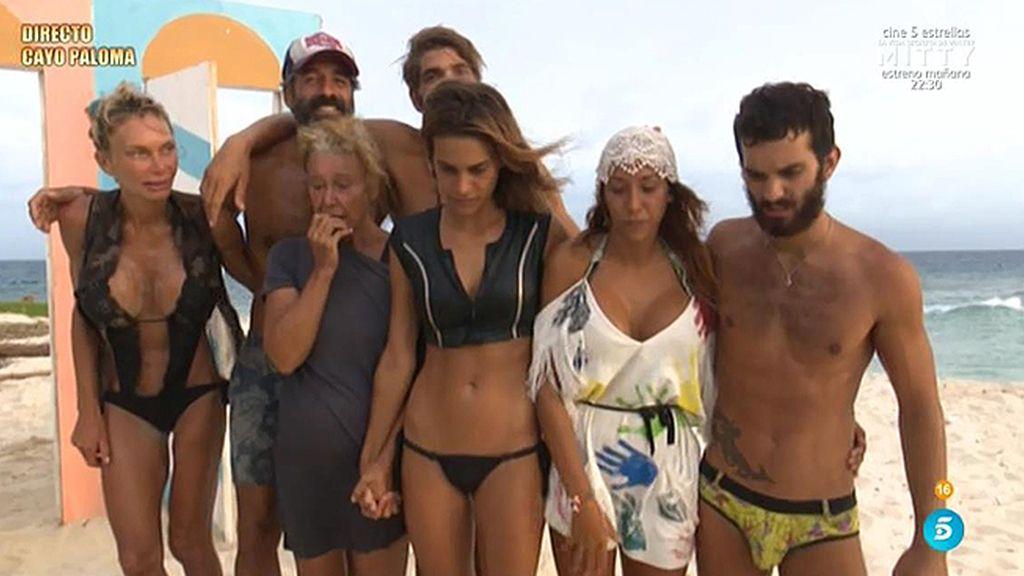 Steisy puede con Paco y Carla, pero vuelve a estar nominada junto a Yola y Mila