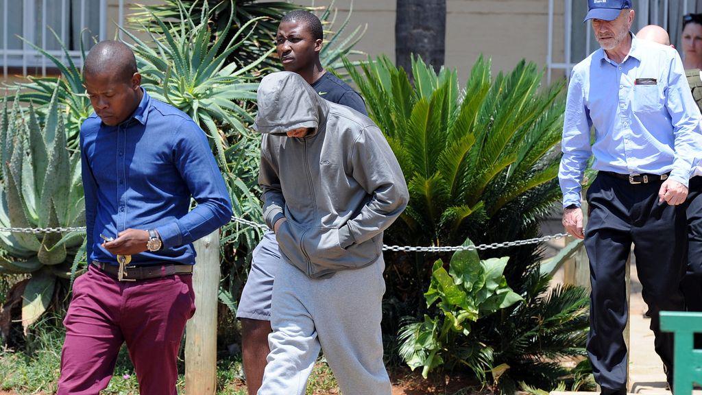 Oscar Pistorius, detenido