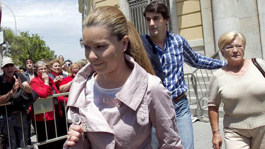 El Fiscal pide casi tres años de cárcel para Campanario y su madre