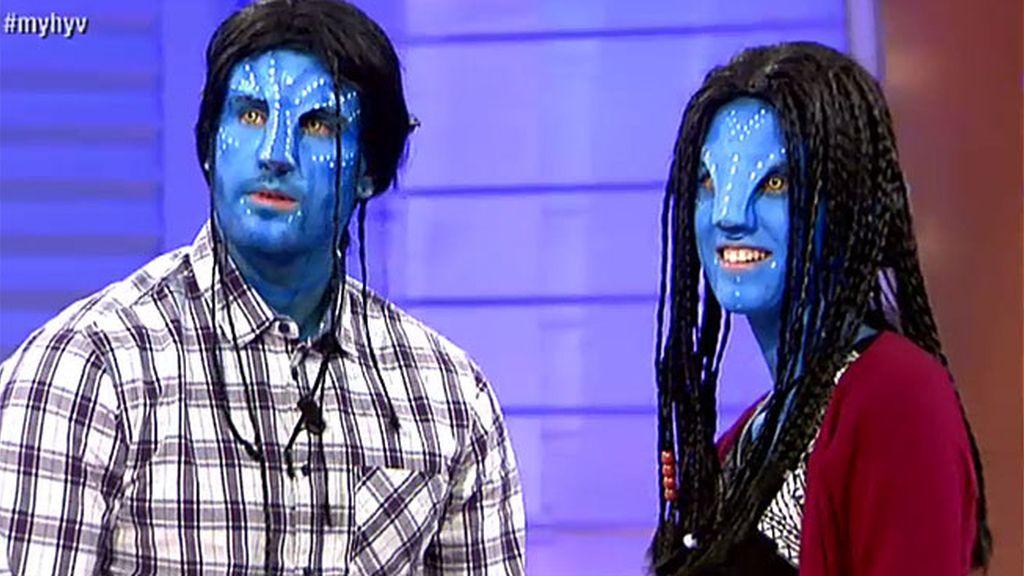La relación de Avatar y Avatarina es mágica