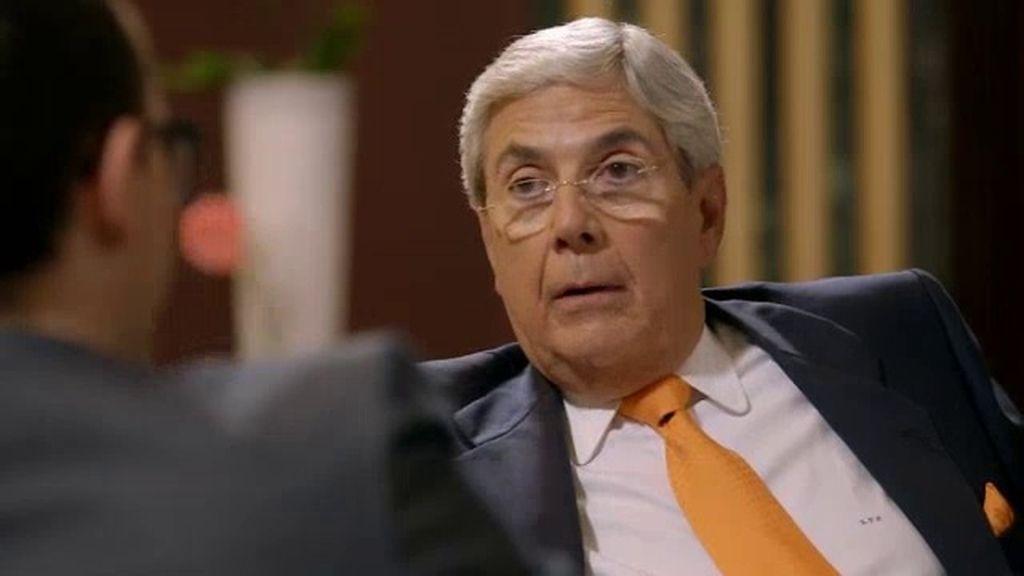 """Leopoldo F. Pujals: """"No puedo opinar de la reforma laboral porque no la conozco"""""""
