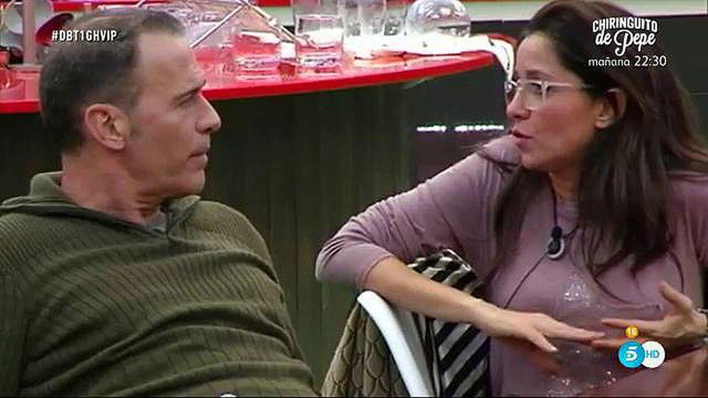 """Carmen López: """"He venido a ganar la partida a la difamación"""""""
